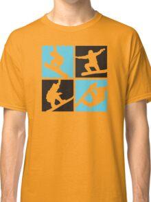 Snowboard  Classic T-Shirt