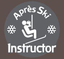 Après Ski Instructor by nektarinchen