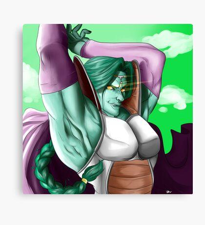 Zarbon-Dragon Ball Z Canvas Print