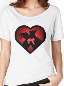 Love me MAD Women's Relaxed Fit T-Shirt