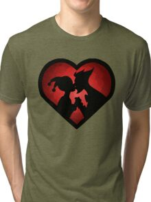 Love me MAD Tri-blend T-Shirt