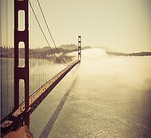 San Francisco Golden Gate Bridge Ipad Case by Hypedsn