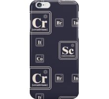 Chemistry of the business iPhone Case/Skin