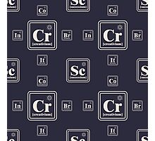 Chemistry of the business Photographic Print