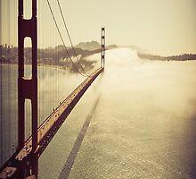 San Francisco Golden Gate Bridge Phone Case by Hypedsn