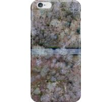 Road From Above iPhone Case/Skin