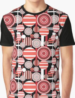 Seamless geometric pattern Graphic T-Shirt