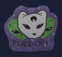 Usabjørn Peace Out One Piece - Short Sleeve