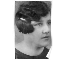 My Mom ... 1927 when she was 17 Poster