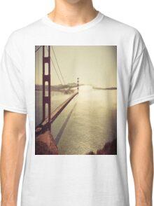 San Francisco Golden Gate Bridge T-Shirt Classic T-Shirt