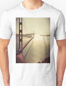 San Francisco Golden Gate Bridge T-Shirt T-Shirt
