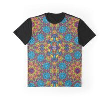Psychedelic LSD Trip Ornament 0008 Graphic T-Shirt