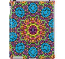 Psychedelic LSD Trip Ornament 0008 iPad Case/Skin