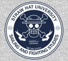 One Piece University: Straw Hat Class by Chronotaku
