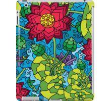 Psychedelic LSD Trip Ornament 0009 iPad Case/Skin