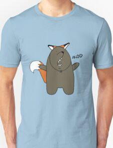 Bear Fox Unisex T-Shirt