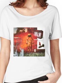 Brand New Album Art Collage Women's Relaxed Fit T-Shirt