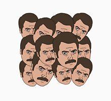 Too Many Ron Swansons Unisex T-Shirt