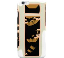 DIY, D.I.Y,  Do it yourself. on BROWN iPhone Case/Skin