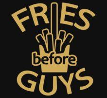 Fries before guys by nektarinchen