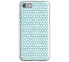Mickey Polka Dots in Ariel Aqua iPhone Case/Skin