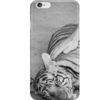 Young tiger cub iPhone Case/Skin