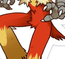 Blaziken! Sticker