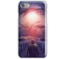 The Space Between Dreams and Reality iPhone Case/Skin