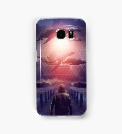The Space Between Dreams and Reality Samsung Galaxy Case/Skin