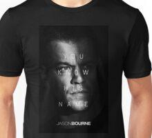 jason bourne Unisex T-Shirt