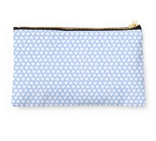 Mickey Polka Dots in Alice Blue Studio Pouch