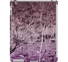 Where Are We Now? In Deep Purple iPad Case/Skin