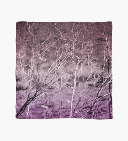 Where Are We Now? In Deep Purple Scarf