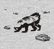 Honey Badger Zilla Kids Clothes