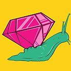 Jewel Snail color variant  by strangethingsA