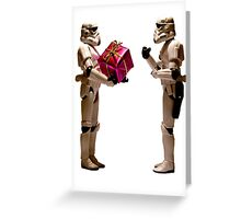 Star Wars Gift  Greeting Card