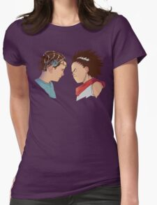 Showdown Womens Fitted T-Shirt