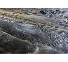 water rush 5 Photographic Print