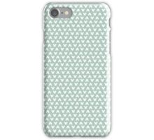 Mickey Polka Dots in Jasmine Mint iPhone Case/Skin