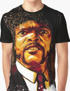 Jules Winnfield - Pulp Ficton Graphic T-Shirt