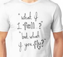 Fall and Fly Unisex T-Shirt