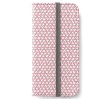 Mickey Polka Dots in Aurora Pink iPhone Wallet/Case/Skin