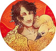 Haroth and the Golden Goose by mayhapping