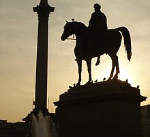 London's Silhouettes by Vicki Spindler (VHS Photography)