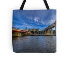 Between the Bridges Tote Bag