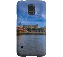 Between the Bridges Samsung Galaxy Case/Skin