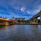 Between the Bridges by Trevor Kersley