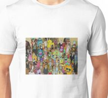 Rick and Morty - Where's Rick  Unisex T-Shirt