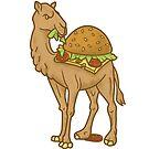 CAMEL & BURGER by Alexander  Medvedev