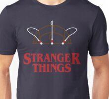 Minimalistic Strange Unisex T-Shirt